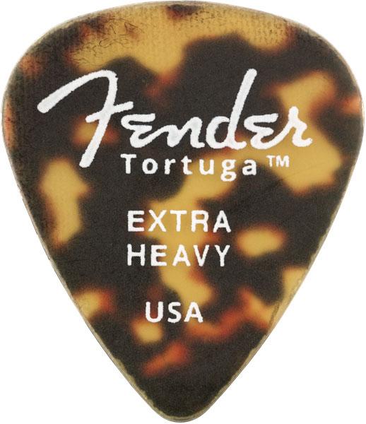 Fender Tortuga 551 Shape Extra Heavy (6)