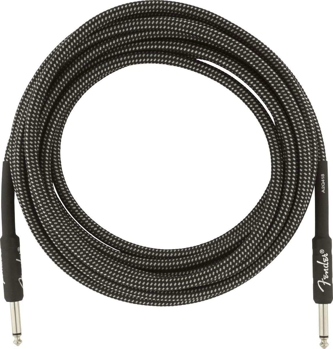 PROFESSIONAL SERIES INSTRUMENT CABLE 15' GRAY TWEED