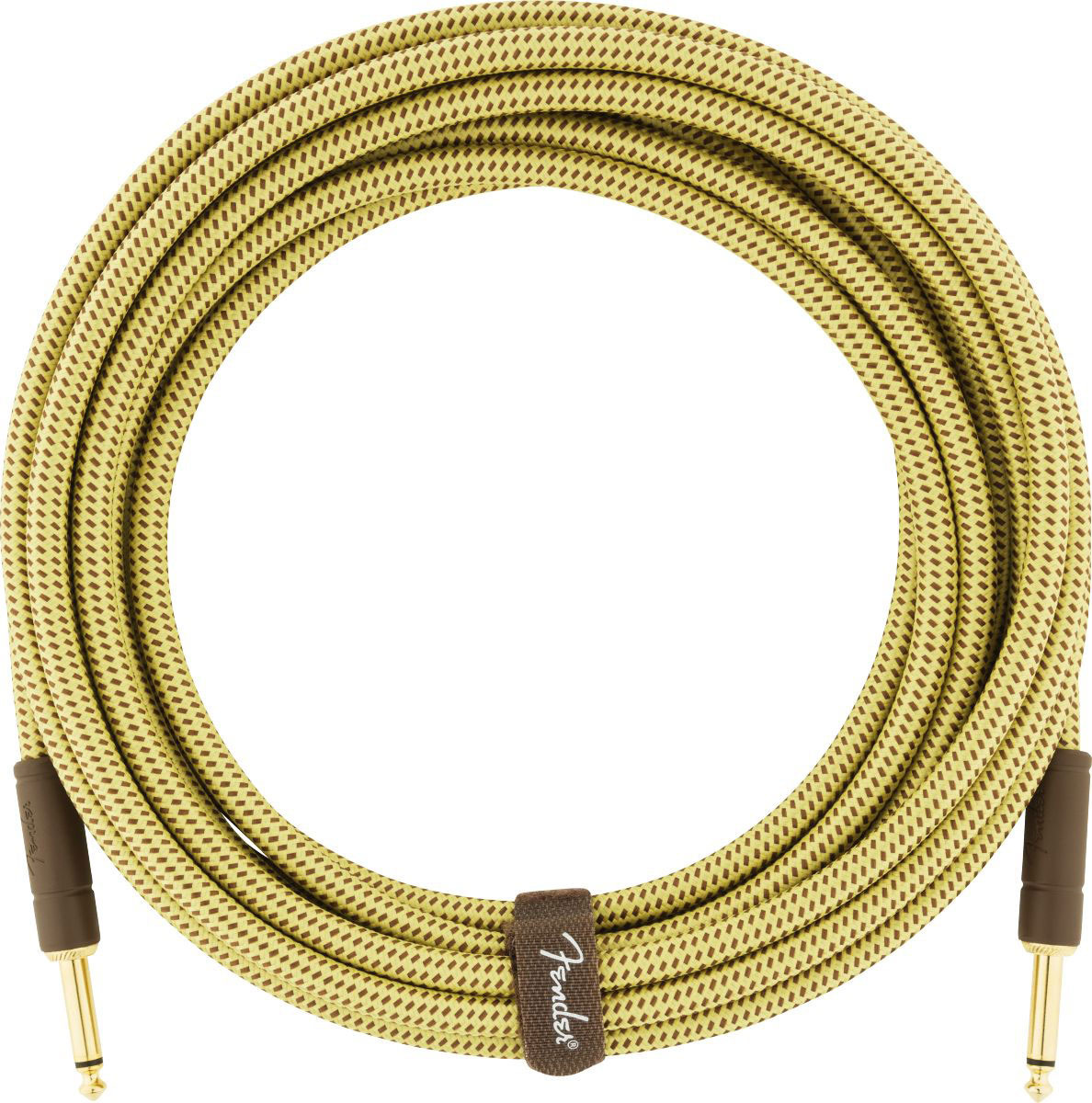 DELUXE SERIES INSTRUMENT CABLE STRAIGHT/STRAIGHT 10' TWEED
