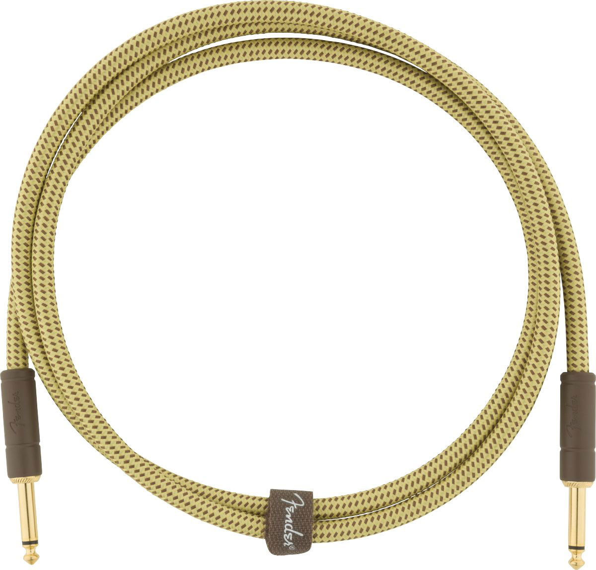 DELUXE SERIES INSTRUMENTS CABLE STRAIGHT/STRAIGHT 5' TWEED