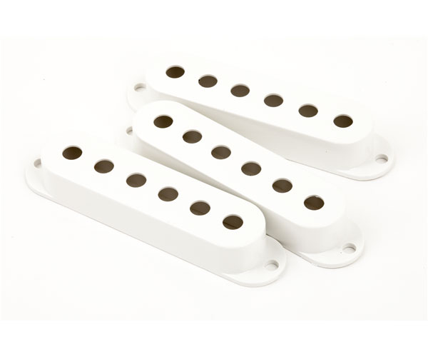 PICKUP COVERS STRATOCASTER WHITE (3)