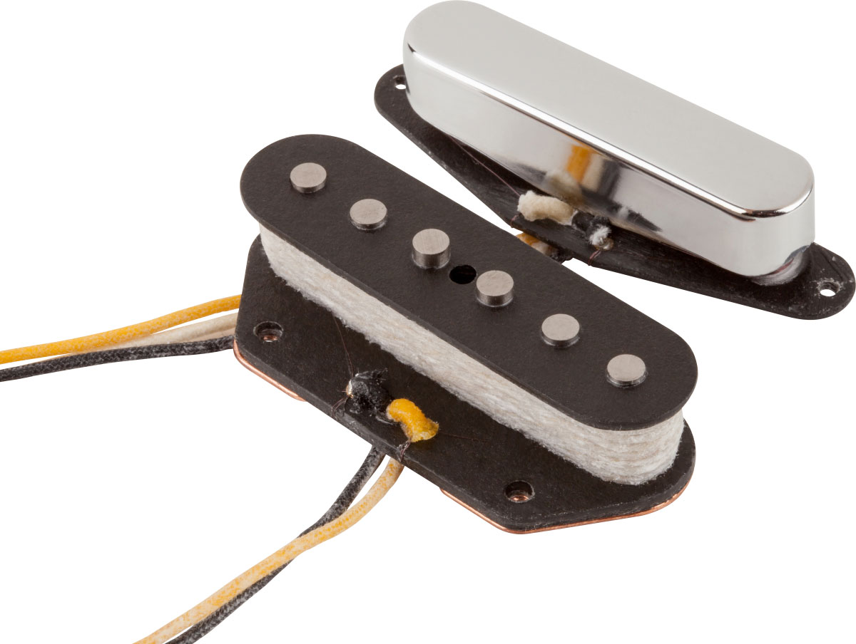CUSTOM SHOP TEXAS SPECIAL TELE PICKUPS (2)