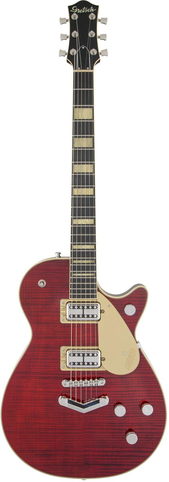 Gretsch Guitars G6228fm-pe-crm Jet Bt Crm Wc