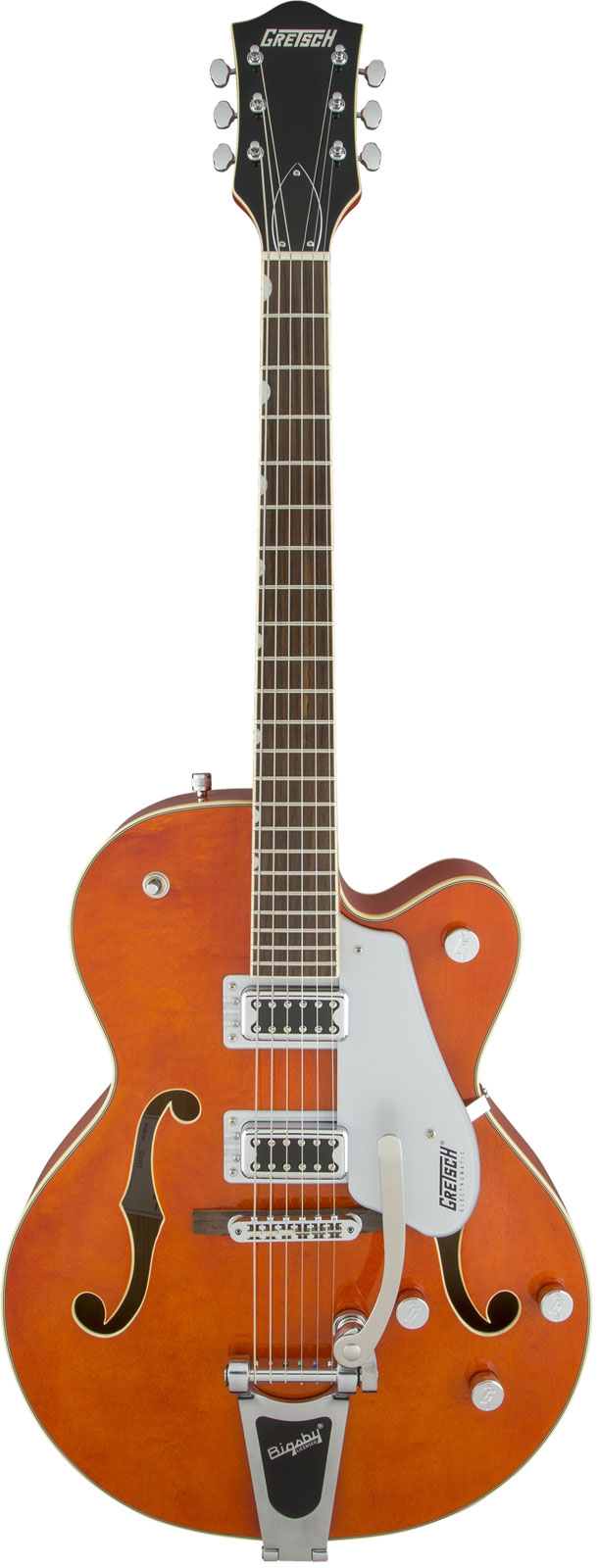 G5420T ELECTROMATIC BIGSBY ORANGE STAIN