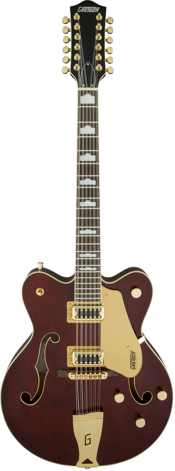 Gretsch G5422g-12 2016 Electromatic 12 Walnut Stain