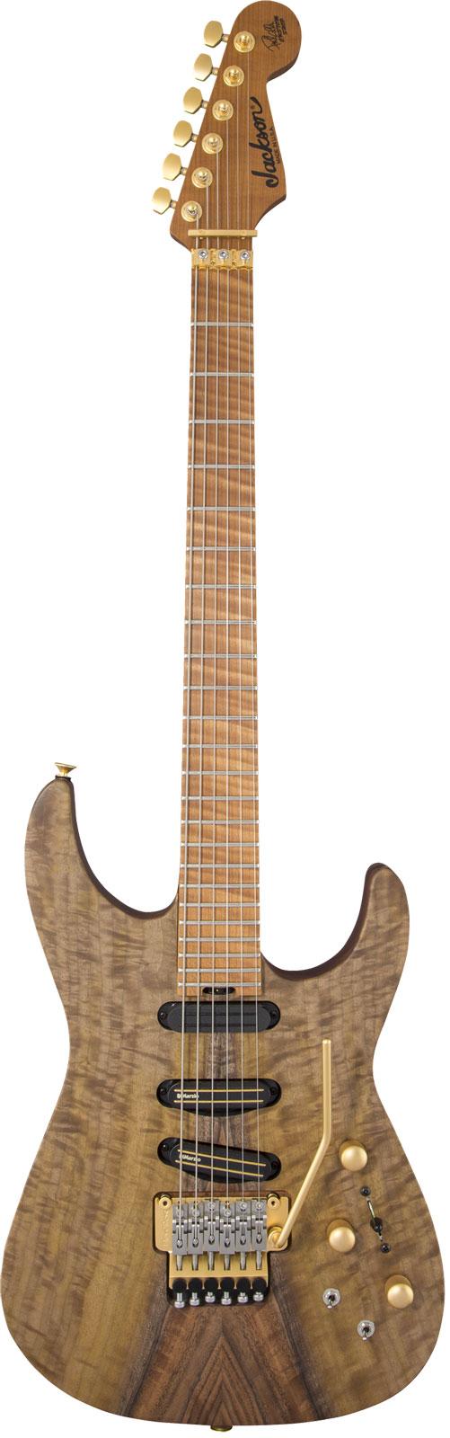 Jackson Guitars Jcs Usa Sig Ltd Pc1 Walnut