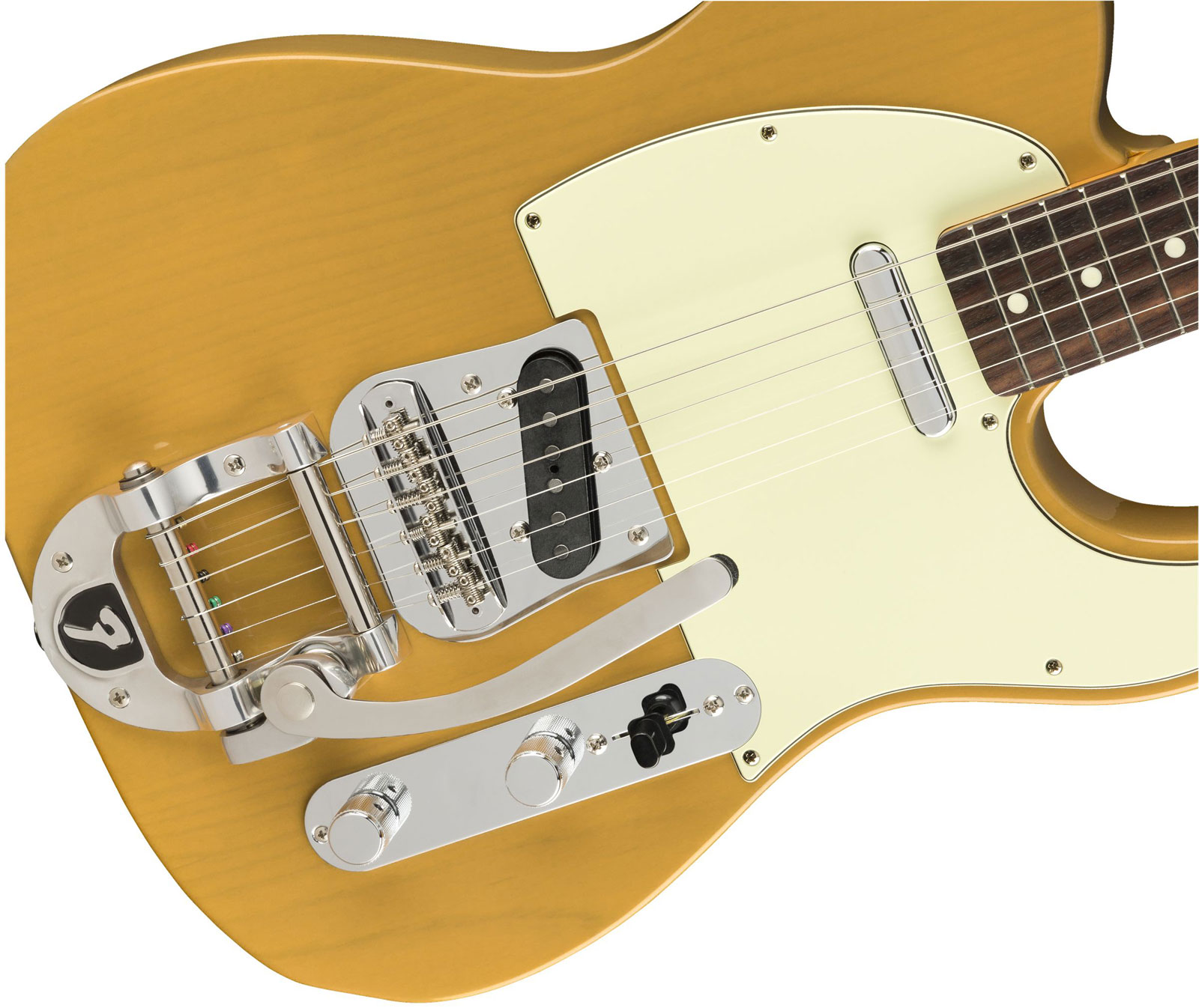 LIMITED EDITION MADE IN JAPAN TRADITIONAL 60S TELECASTER BIGSBY RW BUTTERSCOTCH BLONDE