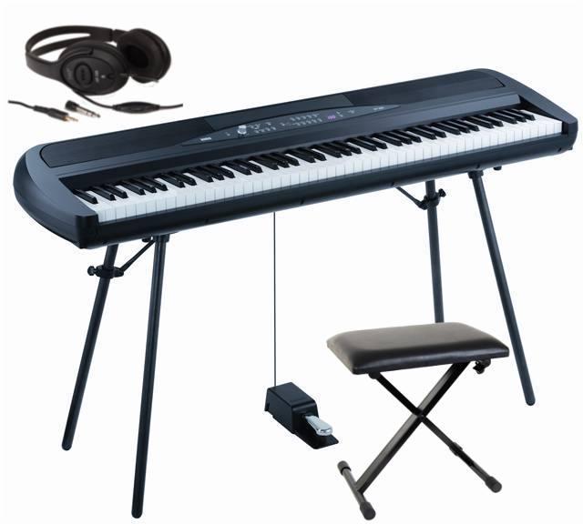 piano num rique korg 88 notes blanc sp170s piano buy. Black Bedroom Furniture Sets. Home Design Ideas