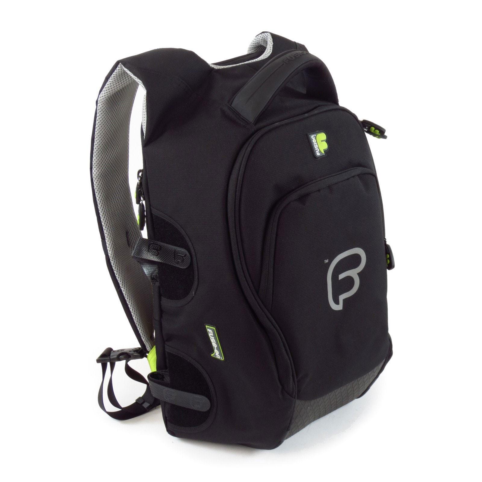 Fusion Bags Ua-03-bk Urban Large Fuse-on Bag Lback