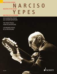 Yepes Narciso - The Finest Piece From His Repertoire - Guitare