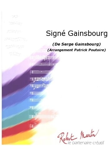 Gainsbourg S. - Poutoire P. - Sign Gainsbourg