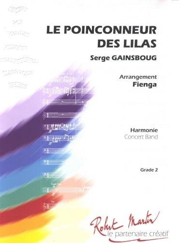 Gainsbourg S. - Fienga R. - Le Poinconneur Des Lilas