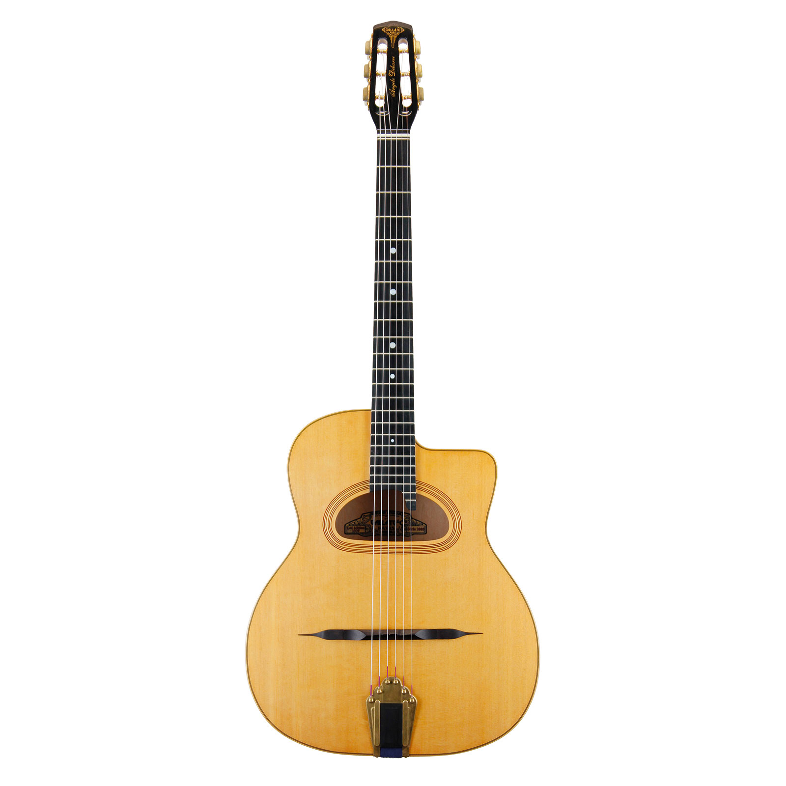 gallato rs 1939 bouche en d angelo debarre erable guitar buy online free. Black Bedroom Furniture Sets. Home Design Ideas