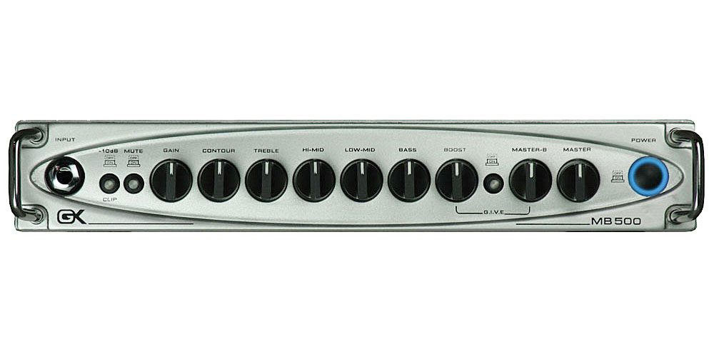 BASS HEAD GK MB500 500W