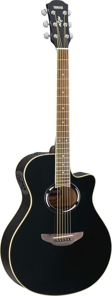 Yamaha Apx500iiibl Black