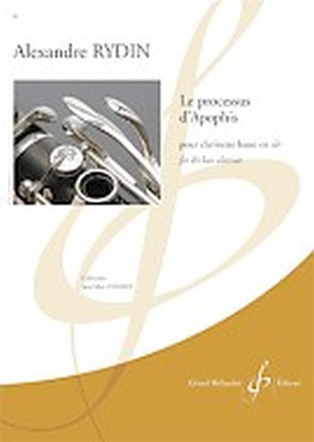 Rydin Alexandre - Le Processus D'apophis - Clarinette Basse En Sib