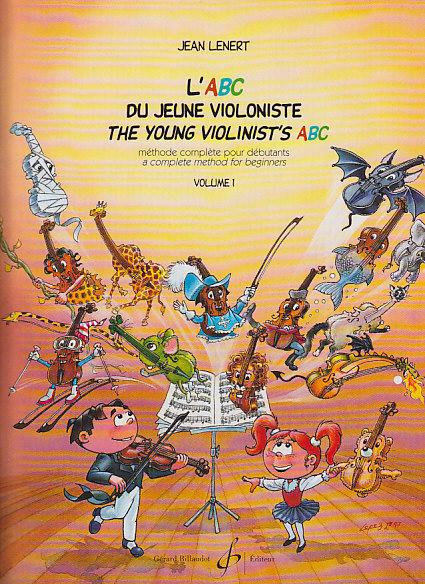 Lenert Jean - L'abc Du Jeune Violoniste Vol.1