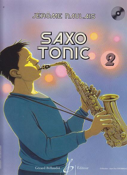 Naulais Jerome - Saxo Tonic Vol.2 + Cd