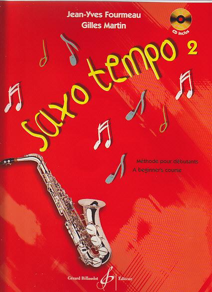 Fourmeau/martin - Saxo Tempo 2 + Cd