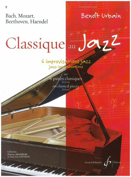Urbain Benoit - Classique Au Jazz Vol.1 - Piano