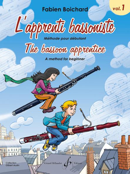 Boichard Fabien - L'apprenti Bassoniste Vol.1