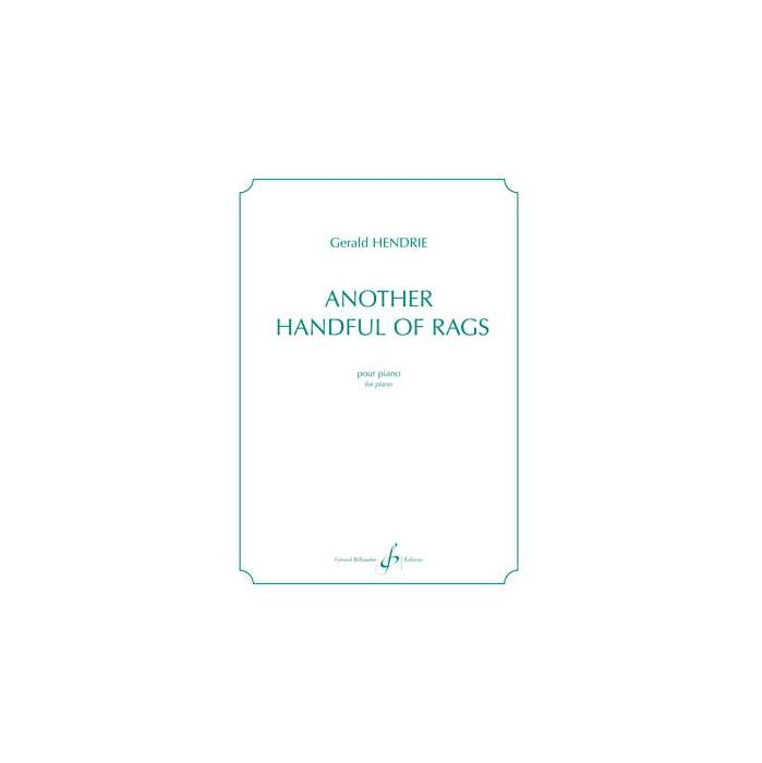 Hendrie Gerald - Another Handful Of Rags - Piano