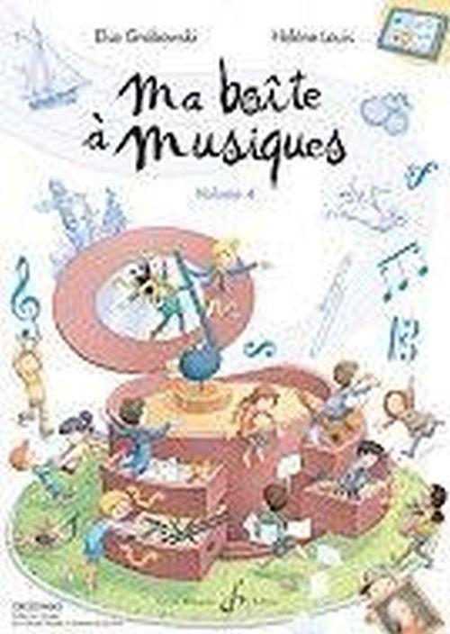 Grabowski E./louis H. - Ma Boite A Musiques Vol.4