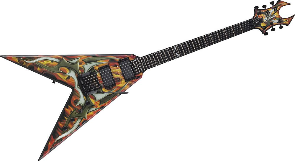 Bc Rich Guitare Electrique Kerry King Speed V G2
