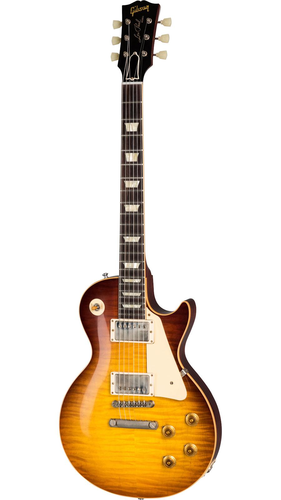 Gibson 60th Anniversary 1959 Les Paul Standard Slow Iced Tea Fade