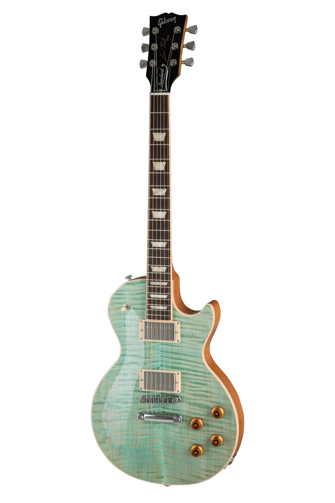 Gibson Les Paul Standard 2019 Seafoam Green 2019