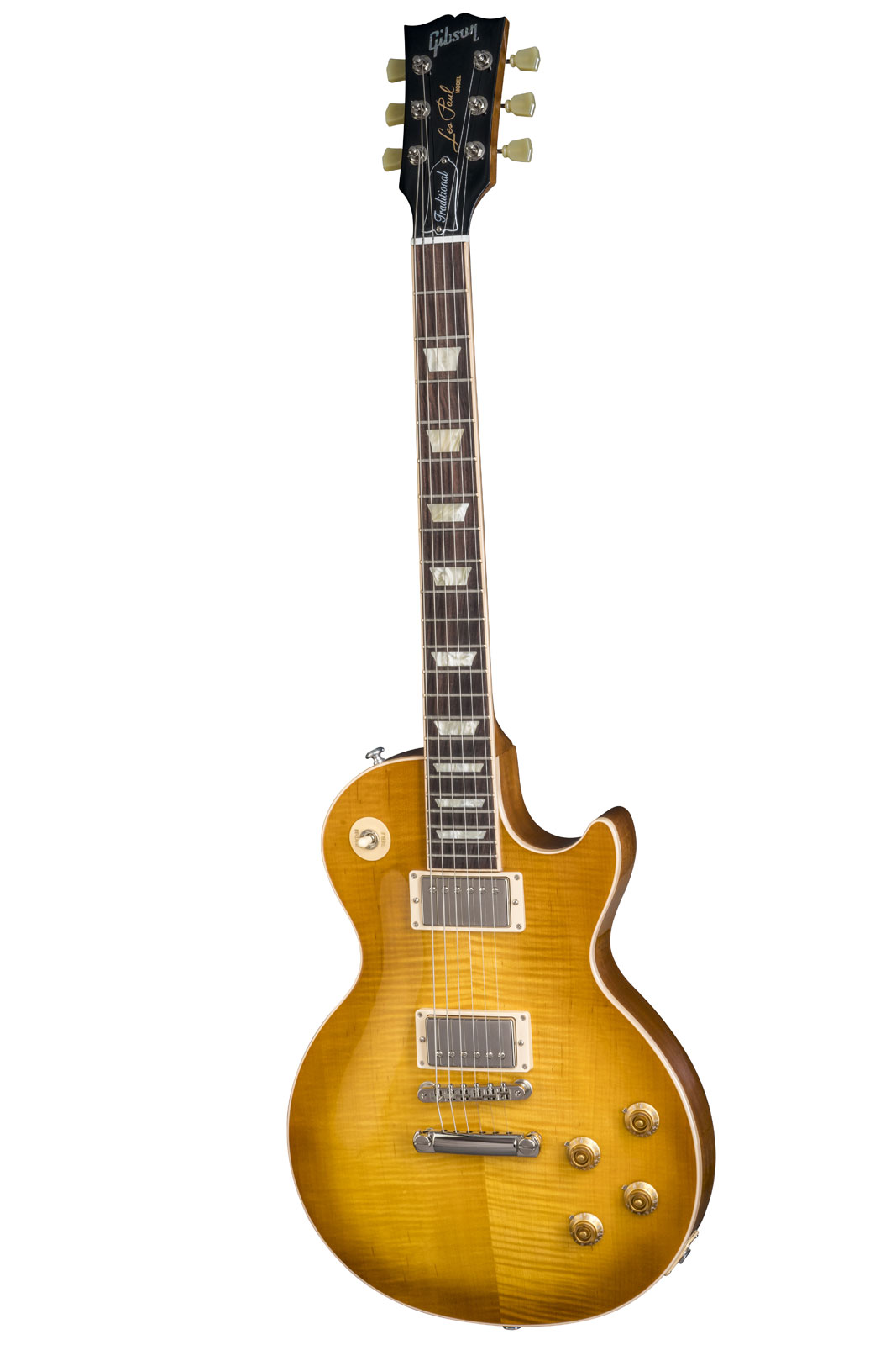 Gibson Les Paul Traditional 2018 Honey Burst Lh Gaucher 2018