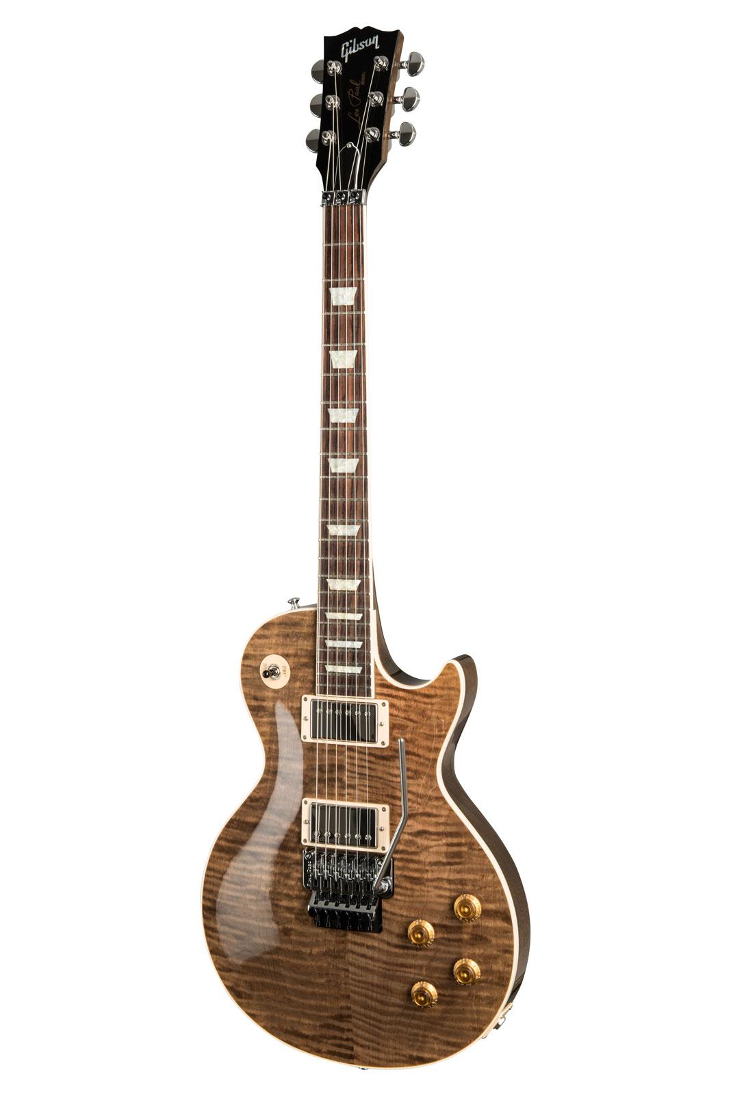 Gibson Les Paul Axcess Standard Figured Floyd Rose Gloss Dc Rust