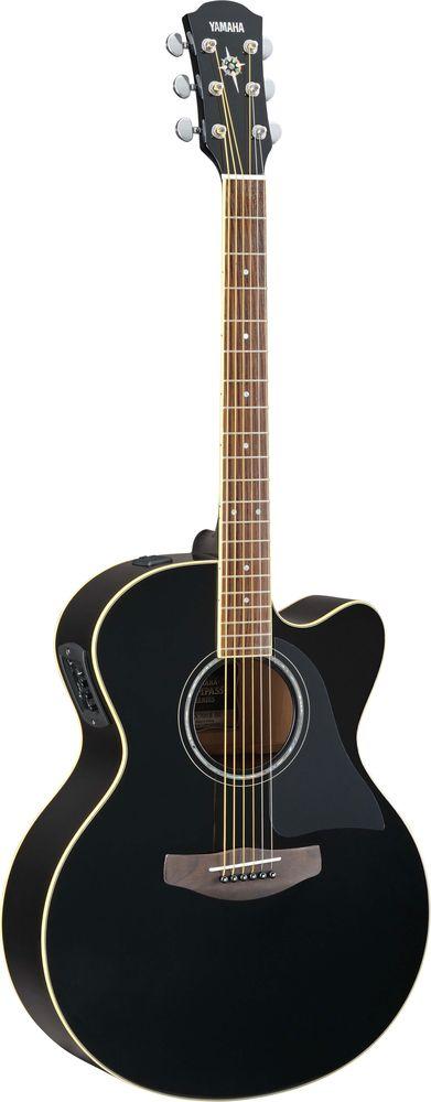 Yamaha Cpx500iiibl Black