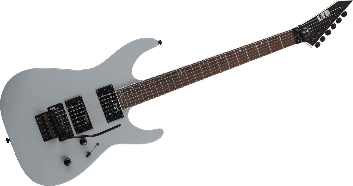 Ltd Guitars M-200 Alien Gray