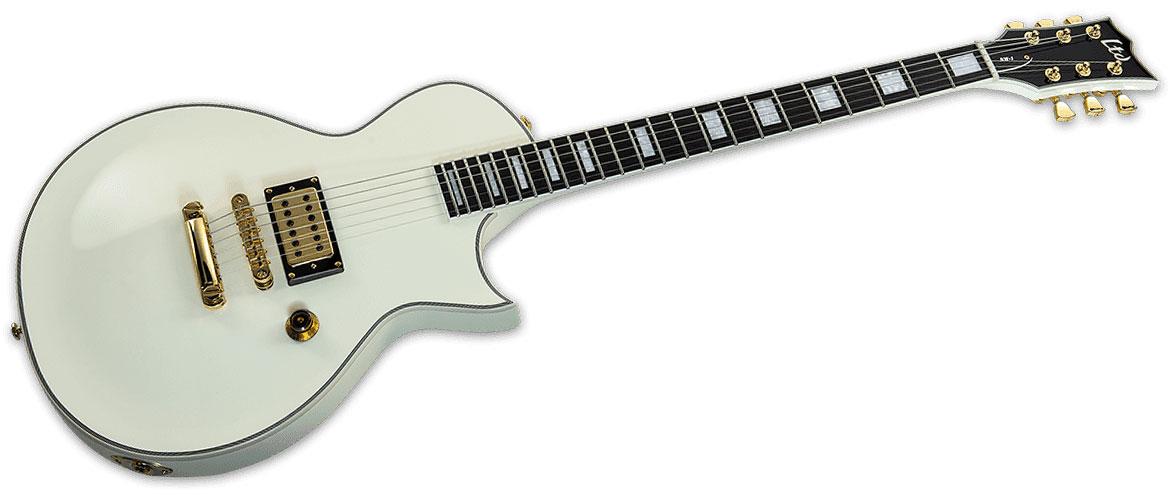 Ltd Guitars Neil Westfall Blanc Nacre