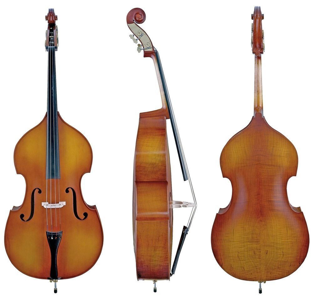 4/4 DOUBLE BASS ALLEGRO - SOLID TOP