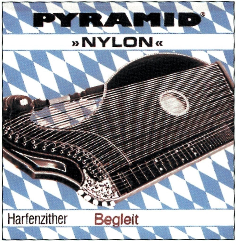 PYRAMID HARP CITHARE/CITHARE NYLON RE 6 STRINGS.