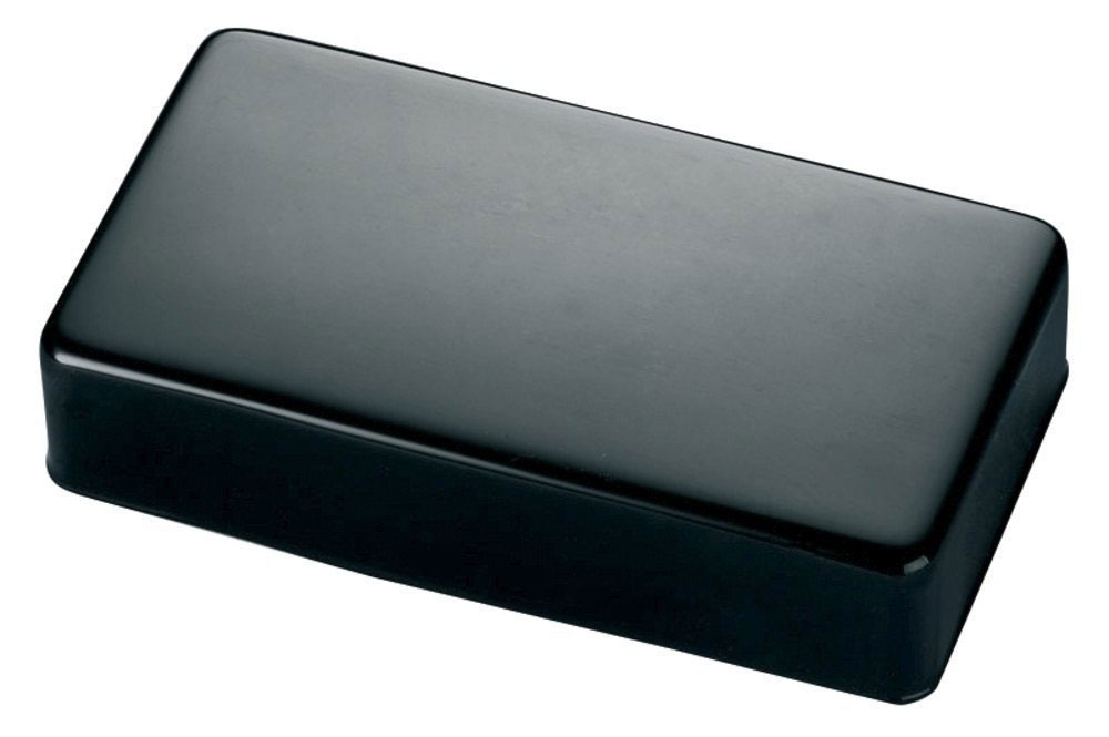PICKUP ACCESSORIES COVER CLOSED NICKEL SILVER SATIN CHROM