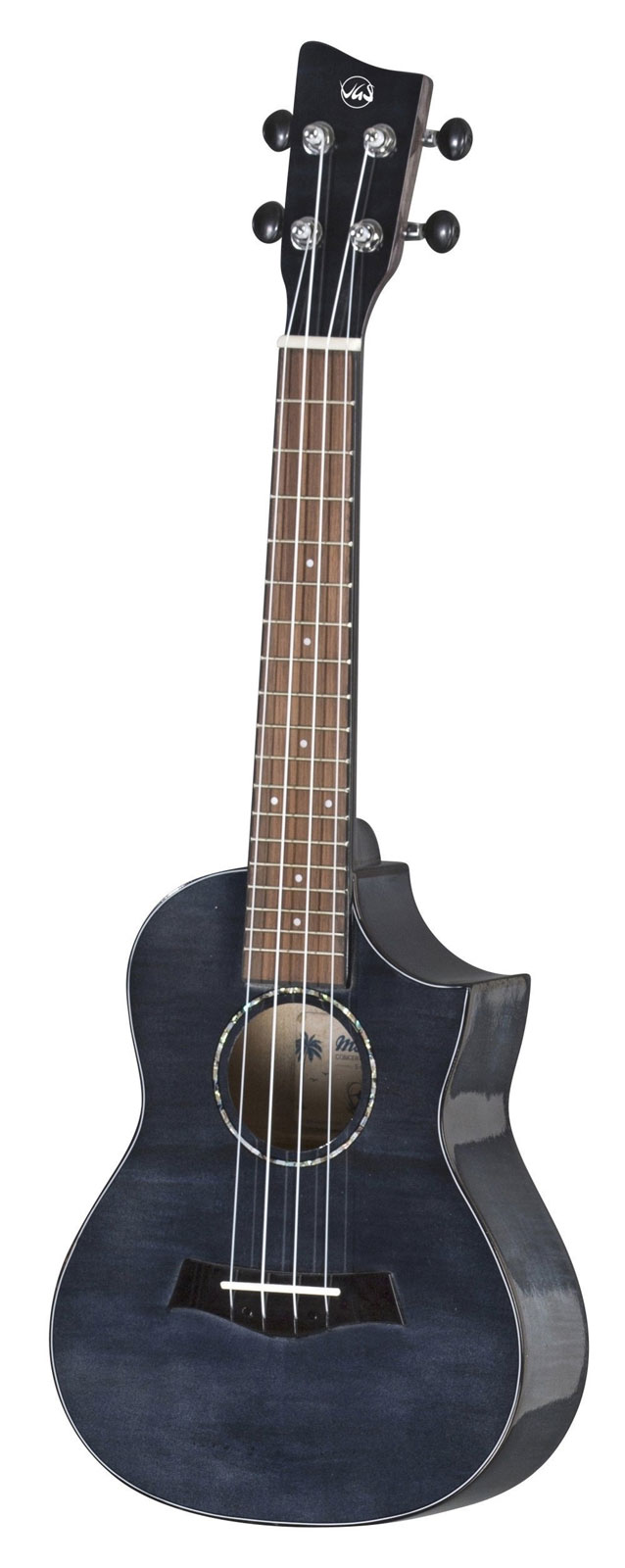 UKULELE DE CONCERT MANOA S-CO-BM ERABLE FADED BLACK