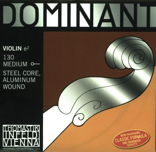 1/8 DOMINANT 1/8 VIOLIN SET MEDIUM TENSION