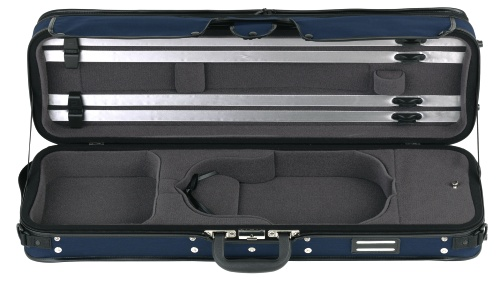 4/4 VIOLIN OBLONG CASE STRATO SUPER LIGHT WEIGHT