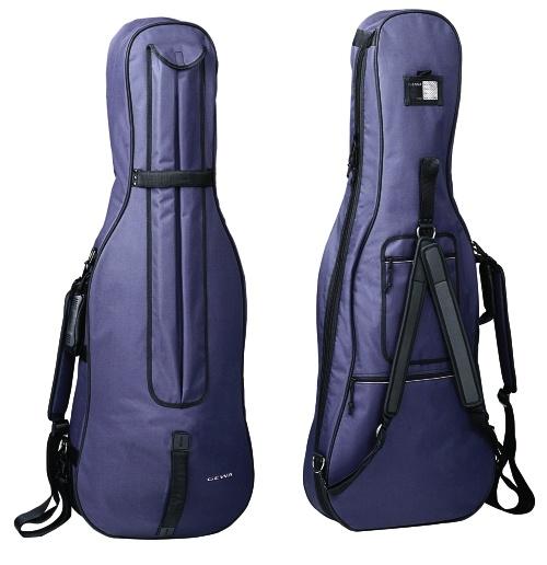 Housse violoncelle classic 1 8 violoncello cello for Housse violoncelle
