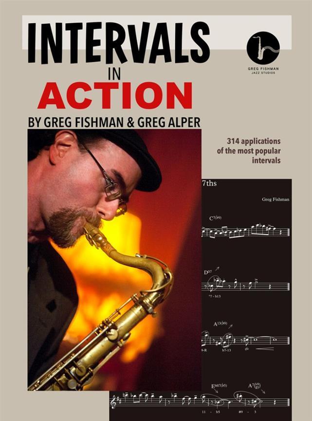 Fishman Greg and Alper Greg - Intervals In Action