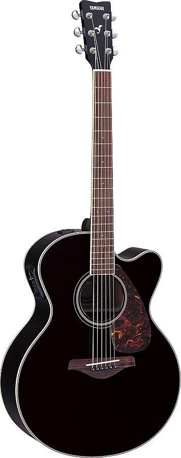 Yamaha Fjx720sc Black