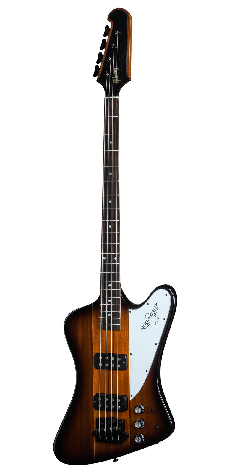 Gibson Thunderbird Bass 2015 Vintage Sunburst + Etui