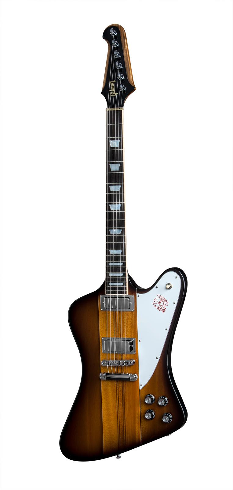 Gibson Firebird 2015 Vintage Sunburst + Etui