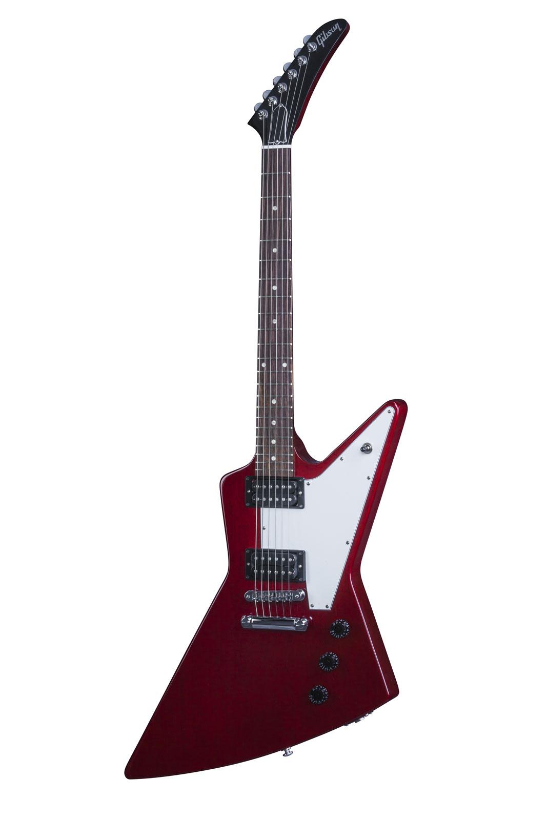 Gibson Explorer 2016 Hp Cherry + Etui