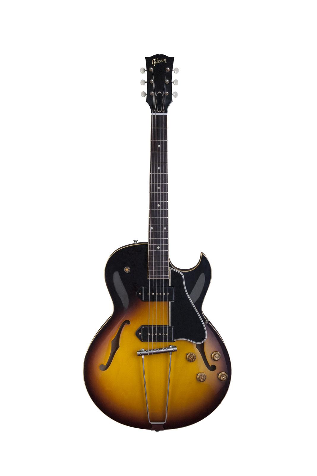 Gibson 1959 Es-225 Historic Burst + Etui