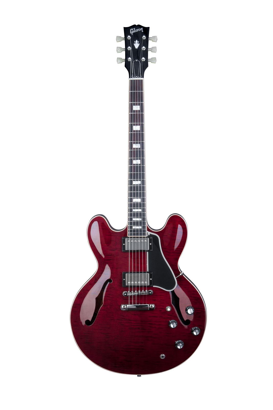 Gibson 335 Figured, 390 Neck