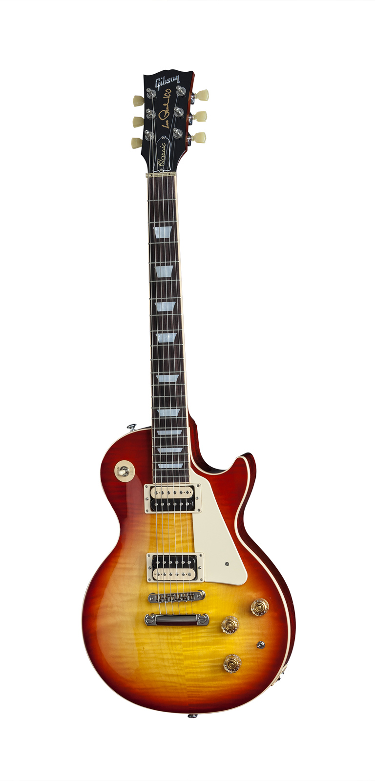 Gibson Les Paul Lp Classic 2015 Heritage Cherry Sunburst + Etui